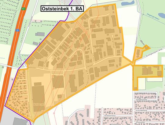 Oststeinbek - 1. BA