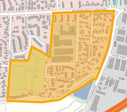Barsbüttel - 1. BA